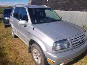 2005 Suzuki grand vitara  91000kms