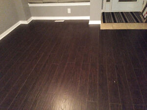 dark wood laminate 200 sq ft