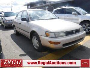 1995 Toyota COROLLA DX 4D SEDAN DX