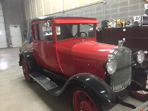 Beautiful Model A (PRICE REDUCED)
