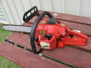 Chainsaw sharppening  done professionally and service to make run Plainland Lockyer Valley Preview