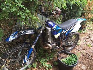 2000 Yamaha YZ250