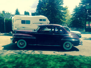 1947 Mercury 2 Dr Coupe For Sale