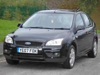 FORD FOCUS 1.6TDCI DIESEL LONG MOT SERVICE HISTORY