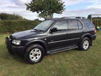 Vauxhall Frontera 2.2 16v LPG 4x4 60 mpg