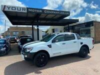 2015 Ford Ranger Pick Up Double Cab Wildtrak 3.2 TDCi 4WD PICK UP Diesel Manual