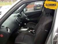 2010 NISSAN JUKE 1.6 Acenta 5dr [Premium Pack] SUV 5 Seats