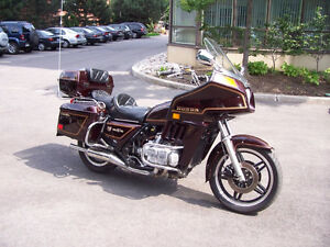 Honda Goldwing GL1100 for sale