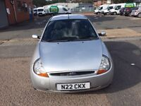 Ford ka 2004 petrol 1.3 full service history manual one year mot low malige