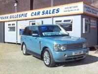 Land Rover Range Rover 4.4 V8 HSE AUTO LPG