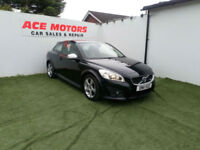2011 VOLVO C30 2.0D D3 R-Design 3 DOOR HATCHBACK,90,000 MILES WITH FSH