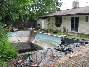 Swimming Pool Removal Cornwall Ontario image 5
