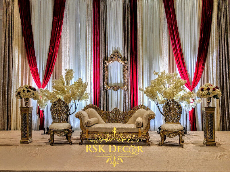 South Asian Wedding Decor Affordable Price Amazing Quality