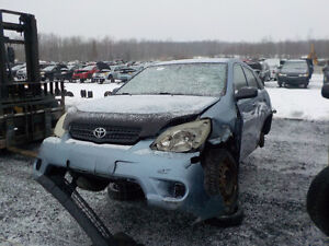 2005 Toyota Matrix Now Available At Kenny U-Pull Cornwall