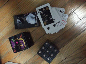 Jay Chou - Capricorn Rubik's Cube & Playing Cards [COLLECTIBLE]