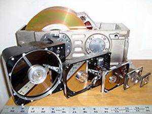 Hard Disk Drives & SSD - EIDE and SATA