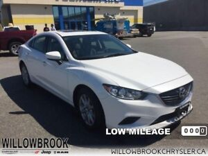 2017 Mazda Mazda6 GS  - Low Mileage