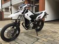 Yamaha WR 125 X 2014 in excellent condition for sale