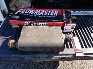 """Flowmaster Super 44 Muffler, 2.5"""" Basically New!"""