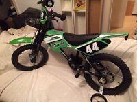 Bargain !! Motobike MXR 750 boys bike