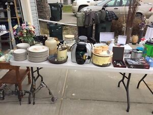 Garage Sale & Norwex Products Strathcona County Edmonton Area image 1