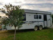 Coromal Princeton 667 Caravan 2011 22 Ft Solar Powered Off Grid Firefly Greater Taree Area Preview