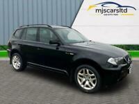 2006 BMW X3 D M SPORT 4x4