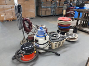 Janitorial & Maintenance Equipment - So much to choose from