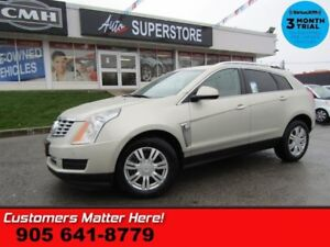 2014 Cadillac SRX Luxury  (NEW TIRES) AWD NAV PANO ROOF CAM 2X-P