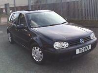Volkswagen Golf 1.6 SE Petrol + FULL SERVICE HISTORY + 12 MONTHS MOT