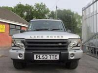 2004 53 LAND ROVER DISCOVERY 2.5 TD5 ES***7 SEATER***MUST BE SEEN***