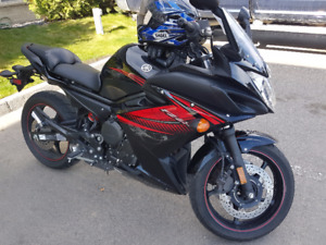 2012 Yamaha FZ6R Sale: Never Dropped and Excellent Condition