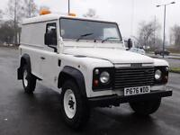 Land Rover Defender 110 HT TDI