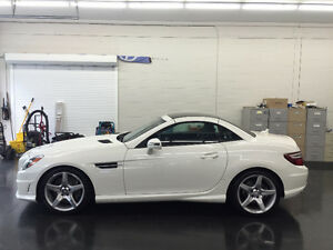 2012 Mercedes Benz SLK350 Convertible AMG PACKAGE + SPORTS