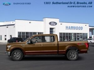 2015 Ford F-150 Lariat  - Leather Seats -  Bluetooth - $299.66 B