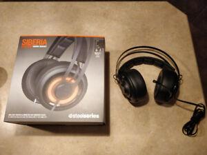 Casque d'écoute Siberia elite prism pro headset