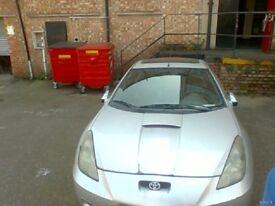 Toyota Celica 4 Sale