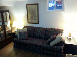Mature Tenant Wanted for 1 Bedroom Basement Apartment