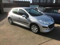 2007/57 Peugeot 207 1.4HDI 70 S DIESEL ONLY £30 Road Tax PA NOW £2595