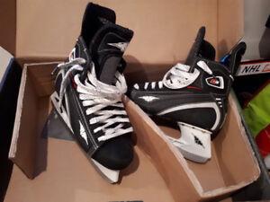 Patins mission Neuf ice skates
