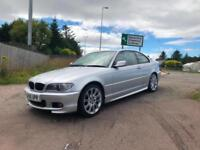 2006 06 BMW 318CI M Sport Coupe 2.0