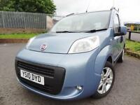 2010 Fiat Qubo 1.4 Dynamic ONLY 24000mls - Full History 5 Stamps - KMT Cars