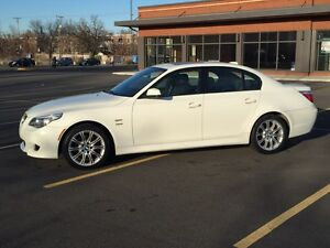 2010 Bmw 535xi m-package 112k
