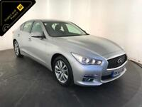 2015 65 INFINITI Q50 SE EXECUTIVE DIESEL SALOON 1 OWNER SERVICE HISTORY FINANCE