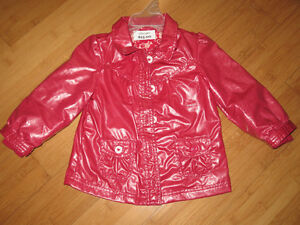 "Girls ""MEXX"" Rain Jacket - 9 Mths"