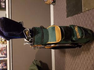 Spalding golf clubs