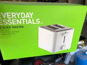 Lightly used toaster