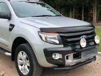 2015 FORD RANGER 3.2 WILDTRAK 4X4 DCB TDCI 1D 197 BHP 4D AUTO - FULLY LOADED DIE