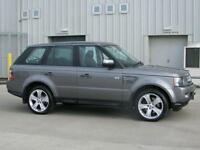 Land Rover Range Rover Sport 3.6TD V8 Automatic 2010MY HSE Face Lift Model