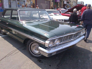 Fantastic 1964 Ford Galaxie 500